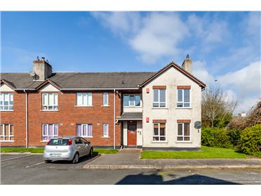 Main image of 8D Roseville Court, Henry Street, Newbridge, Kildare