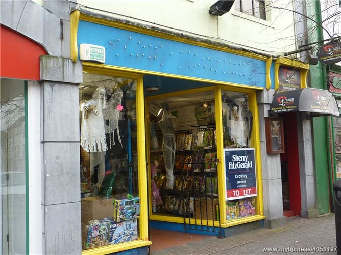 Retail Unit, Bridge Street, Westport, Co Mayo, F28 V592