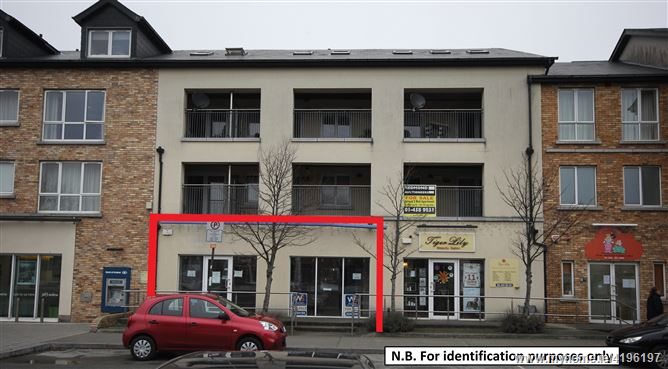 Retail Unit 6, Eaton House, Main Street, Rathcoole, Co. Dublin