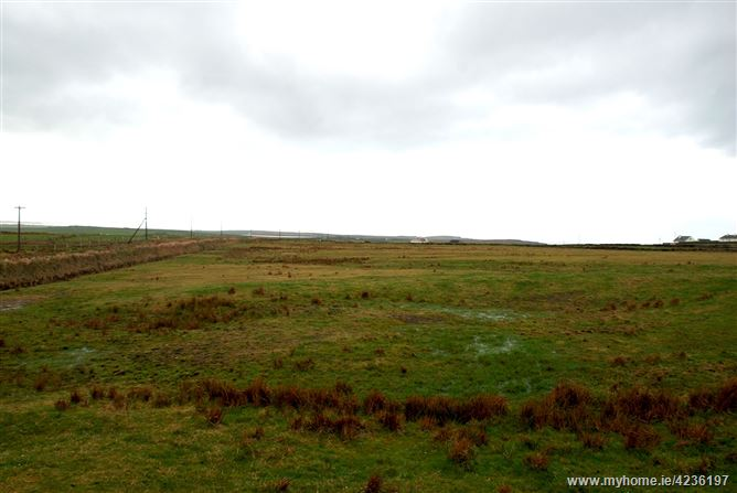 Gladre Site , Belmullet, Mayo