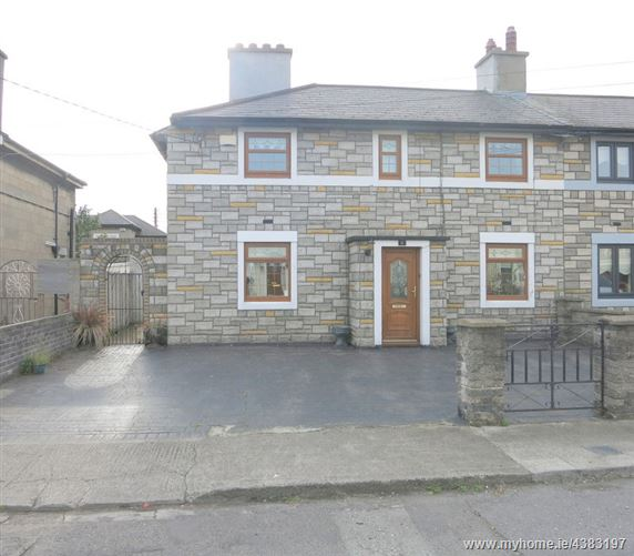 4 Strangford Gardens, East Wall, Dublin 3