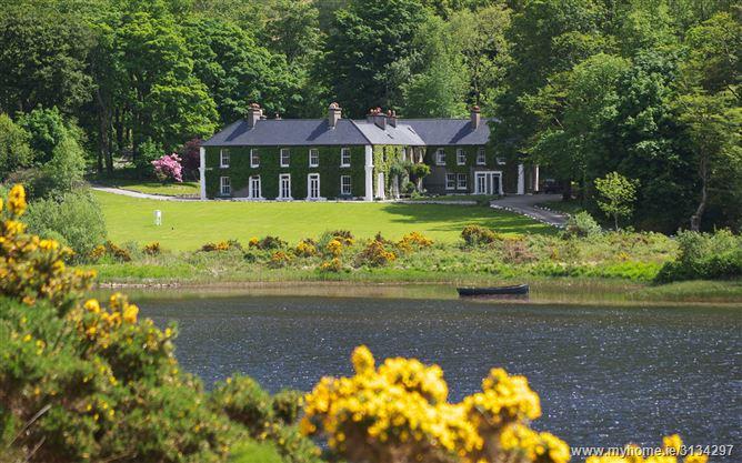 Main image for Delphi Lodge, Connemara,Delphi Lodge, Leenane, Connemara,  Galway