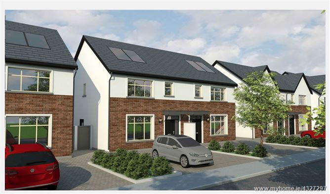 Main image for B1 House Type, 3 bed semi, Janeville, Carrigaline, Cork