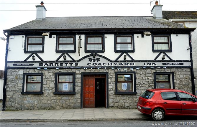 The Coachyard Inn, Kickham Street, Thurles, Tipperary