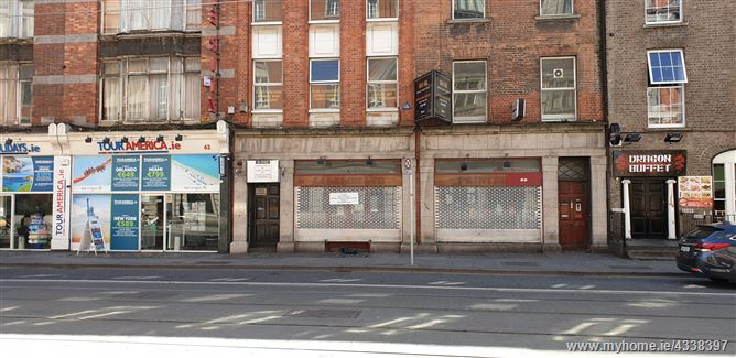 Main image for 60-61 Middle, Abbey Street, Dublin 1