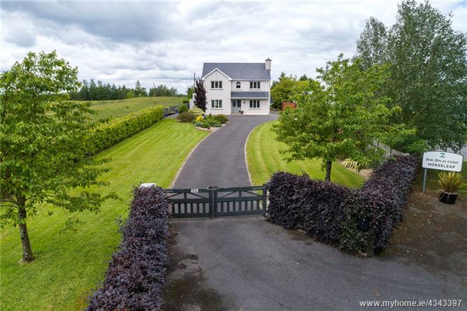 Main image for Cappydonnell, Horseleap, Moate, Co. Offaly, N37 EY82