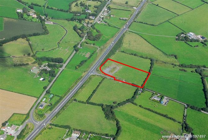 Commercial Site For Sale, Timolin, Ballitore, Kildare