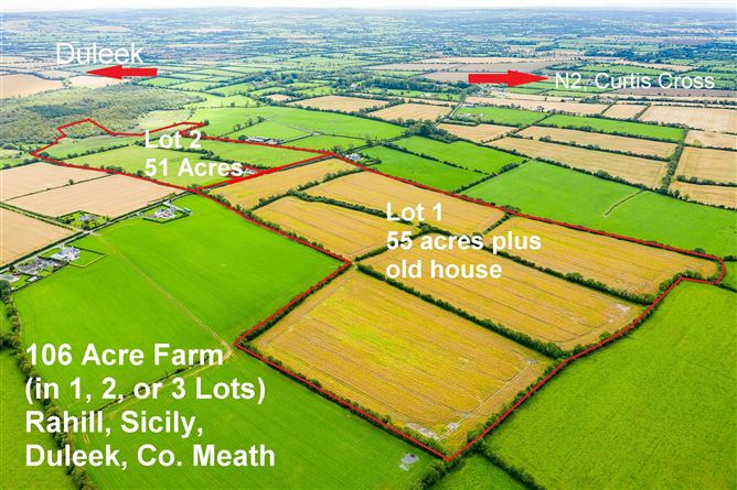 Main image for c. 106 Acre Farm at Rahill, Sicily, Duleek, Meath