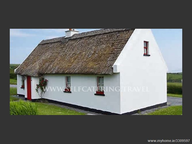 Main image for Renvyle Thatched Cottages TYPE D,Renvyle, Galway
