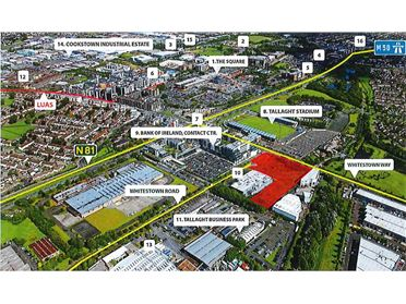 Main image of  Whitestown Way, Tallaght,   Dublin 24
