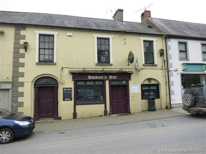 The Fountain Bar, Main Street, Taghmon, Wexford