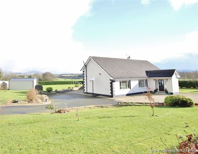 Dormer Bungalow on c. 0.66 Acre/ 0.26 Ha., Cowpasture, Dunlavin, Wicklow