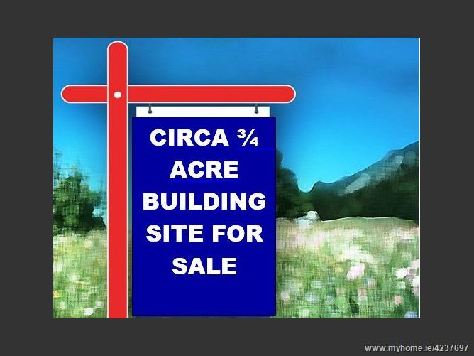Circa 3/4 acre site at Ballyellen, Goresbridge, Kilkenny