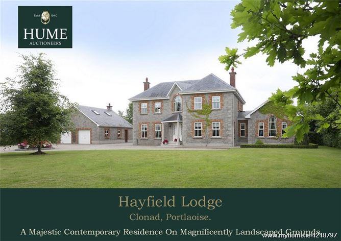 Hayfield Lodge, Clonad, Portlaoise
