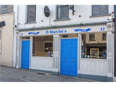 Photo of O Murchu's Bar, Mary Street, Dungarvan, Waterford