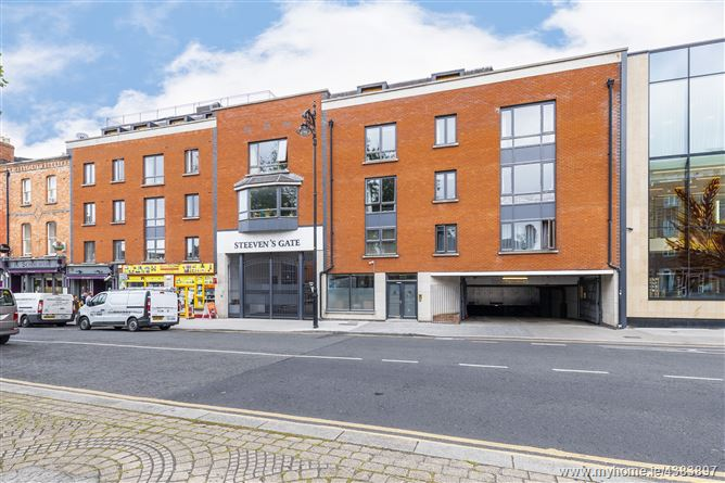 Apt 38, Steevens Gate, James Street, South City Centre, Dublin 8