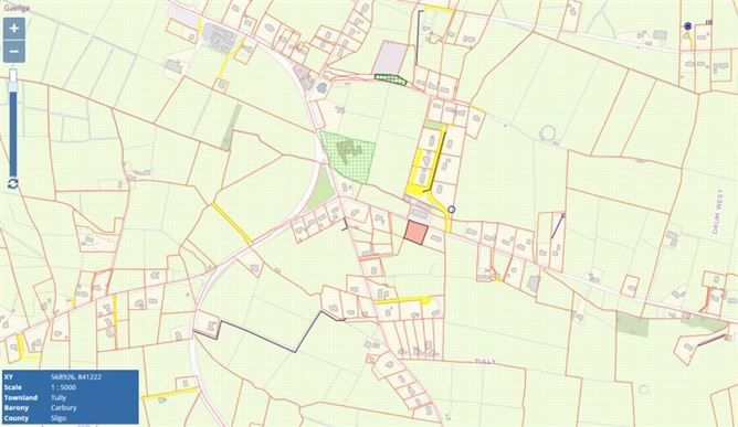 Main image for Drum Road, Rathcormac, Drumcliff, Sligo