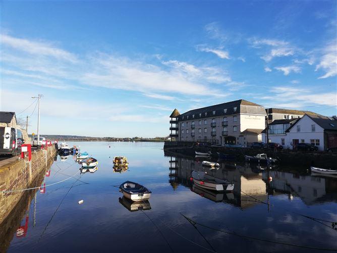 Main image for Kingfisher, Apartment 3, Mizen, Harvey Dock, MacDonald's Quay, Youghal, East Cork