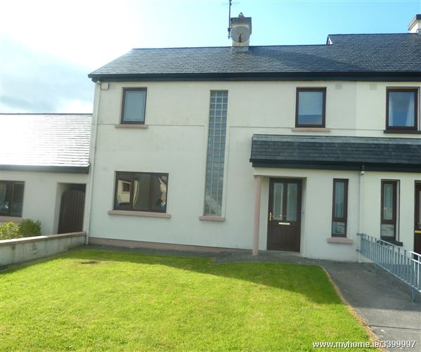 No. 13 An Sruthan, Turlough Road, Castlebar, Co. Mayo