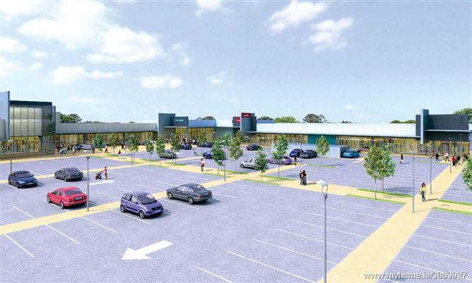 Showroom Units , West City Retail Park, Ballincollig