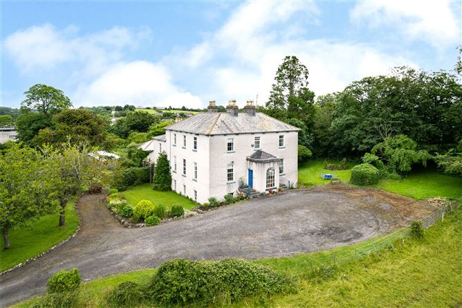 Main image for The Rectory On Approx 10 Acres,Glebe Street,Birr,County Offaly