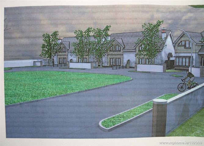 House Type C, NEW DEVELOPMENT, School Road, Tinahely, Co. Wicklow