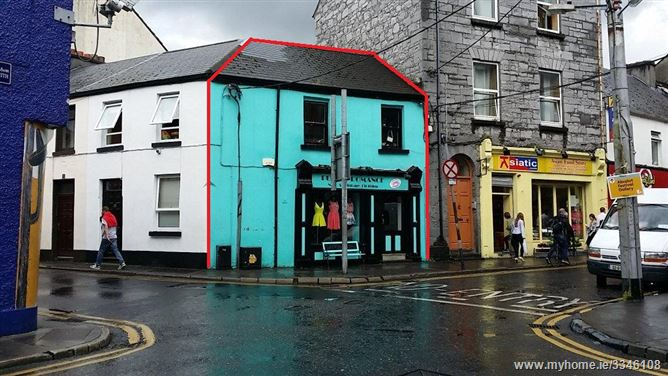 SOLD - 52 Upper Abbeygate Street, City Centre, Galway City