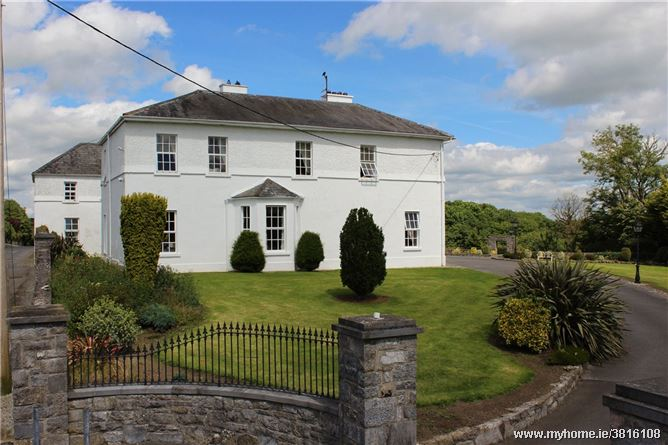 Hill House, Palmershill, Cashel, Tipperary