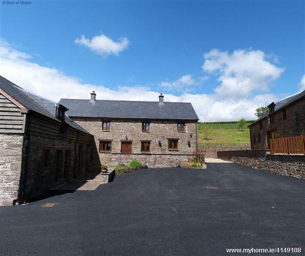 Yr Hen Ffermdy,Brecon, Powys, Wales