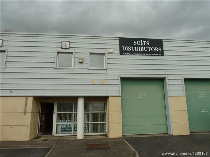 Unit 27 Waterford Business Park,Cork Road , Waterford City, Waterford