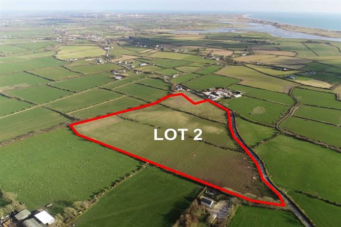 Main image for Lot 2:  c. 17.78 Acres / 7.2 Ha, Johnstown, Duncormick, Wexford