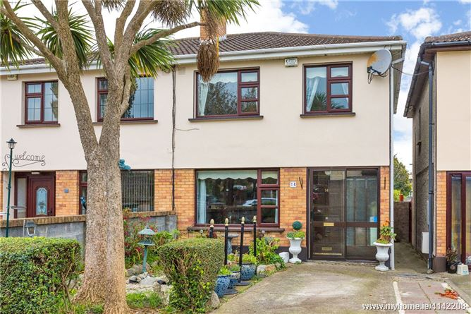 14 Park Court, Glenageary Heights, Glenageary, Co Dublin A96 A2R7
