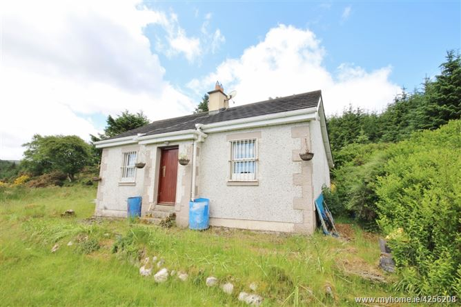 Two Bedroom Cottage on c. 0.5 Acre/ 0.202 Ha., Ballydonnell North