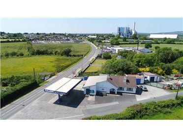 Photo of Cullens Filling Station & 2 b/d house @Barnacor, Lanesboro, Longford