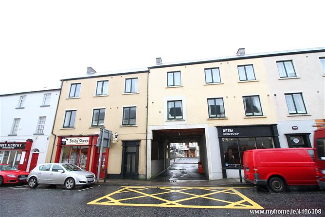 Apartment 1, Anvil Place, Anvil Court, New Street, Longford Town, Co. Longford