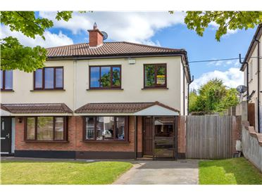 Main image of 7 Mount Eagle Lawn, Leopardstown Heights, Leopardstown, Dublin 18, D18Y0P6