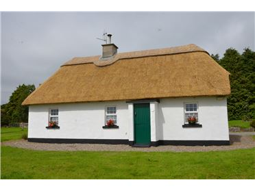 Photo of 2 Thatched Cottages, Bauroe, Feakle, Clare