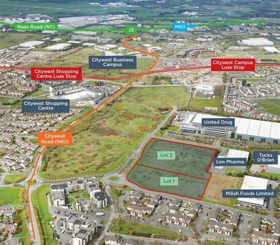 Main image for Magna Drive, Citywest, Dublin 24, Co. Dublin