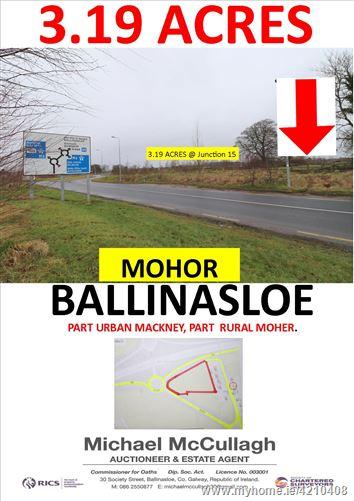 Main image for Mackney, Ballinasloe, Galway