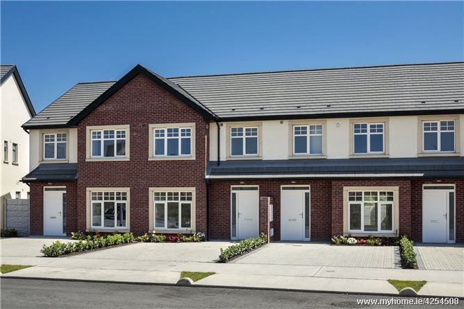 2 Bedroom Terraced Home, Broadmeadow Vale, Ratoath, Co Meath