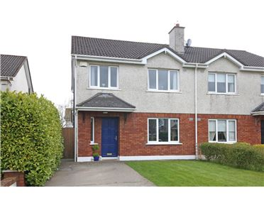 Main image of 20 The Way, Craddockstown Park, Naas, Co Kildare, W91 T38K