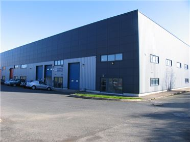 Main image of Unit 58 Newtownmountkennedy Business and Enterprise Park, Newtownmountkennedy, Wicklow