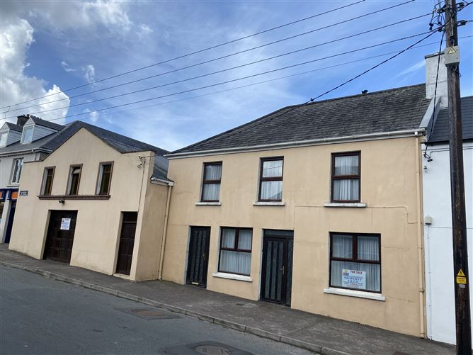 Main image for Ref 896 - House & Adjoining Commercial Premises, New Street, Caherciveen, Kerry