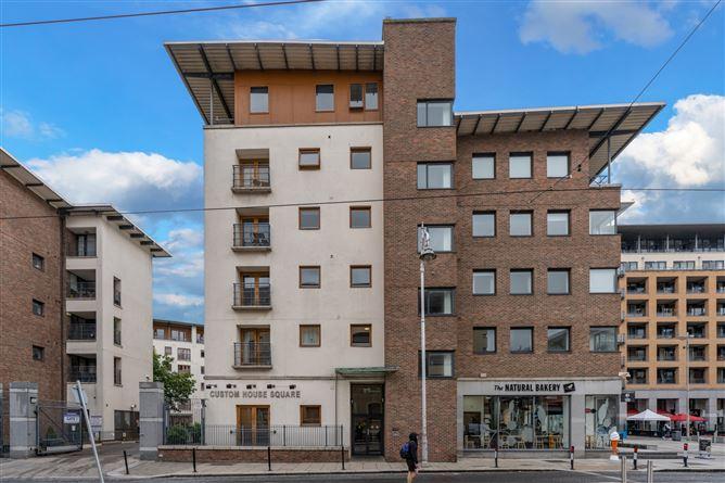 Main image for 63 Beresford House, Custom Square House, IFSC, Dublin 1
