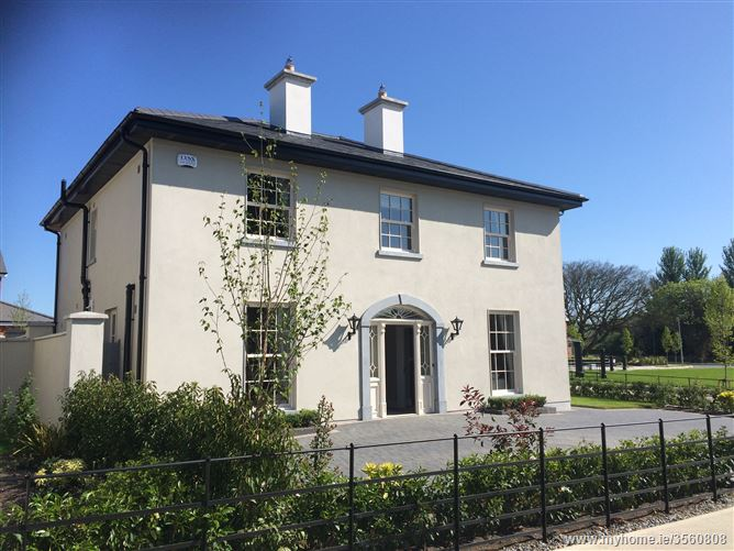 The georgian collection seachnall abbey dublin road for Georgian style homes for sale