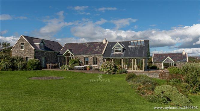 West Cork Retreat, Kilcoe, Ballydehob, Cork