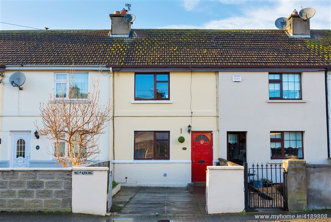 37 Wolfe Tone Square Middle, Bray, Wicklow
