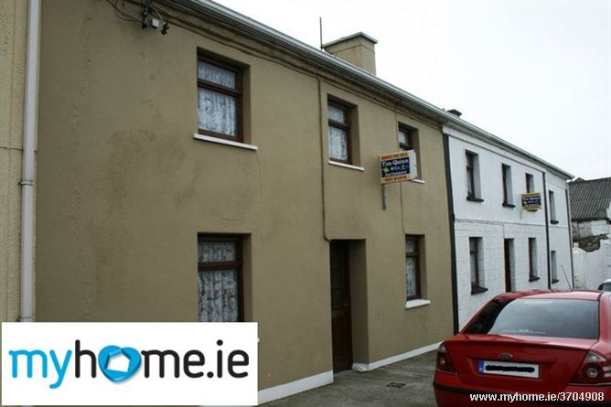 Two Properties For Sale At Quay St., Belmullet, Co. Mayo