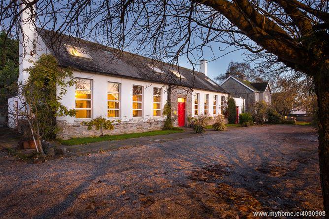The Old School & Master's House, Castledermot, Kildare