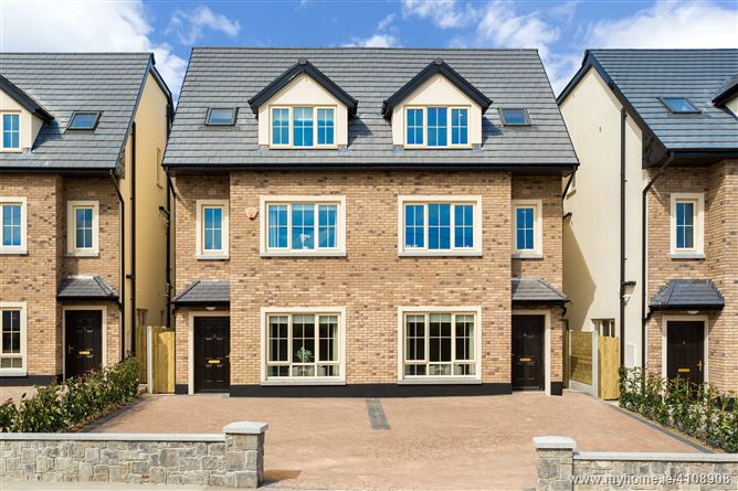 Croftwell School Road, Rathcoole, Co. Dublin - Large 4 Bedroom Semi-Detached